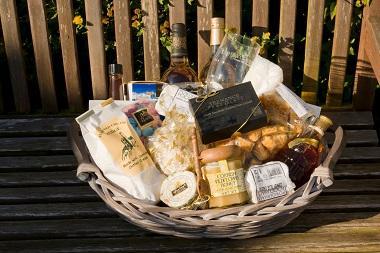 Sympathy Gift Basket Ideas